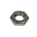 Lock (half) Nut Din 439 steel zinc plated