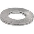 Nordlock washer steel zinc plated