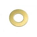 Washers - flat brass